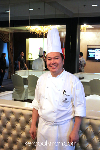 Executive Chinese Chef Sunny Kong