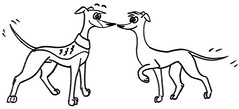 Comic-Whippet meeting_small