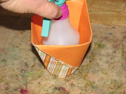 Folded Easter Basket 010