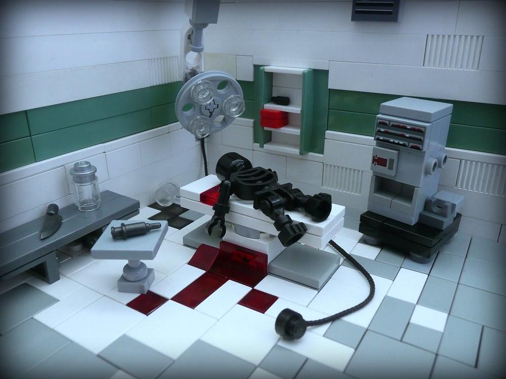Half Life 2: Episode 1: Hospital
