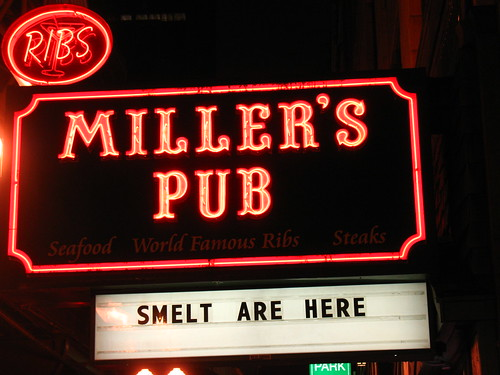 Miller's Pub, a historic Chicago restaurant