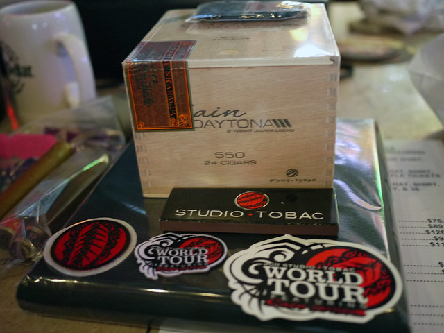 Studio Tobac World Tour 2011