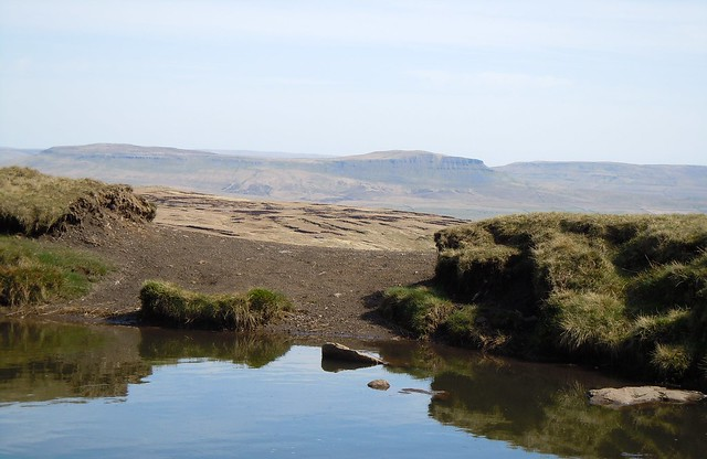 Views across the Yorkshire Dales