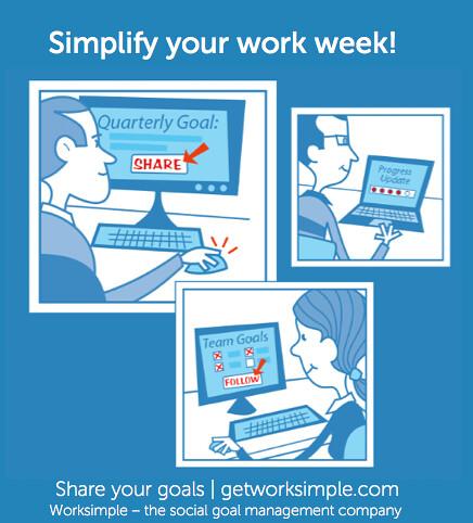 Social Goal Management | Goal Management Software | Simplify work!