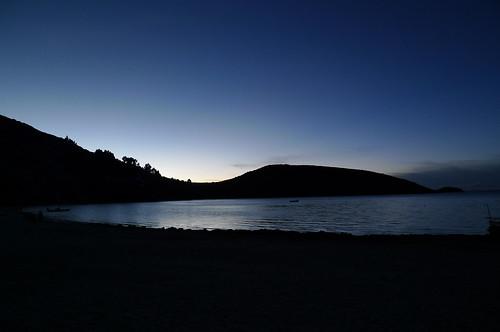 Sunset - Isla del Sol, Bolivia