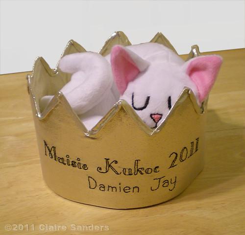 Maisie Kukoc Award 2011