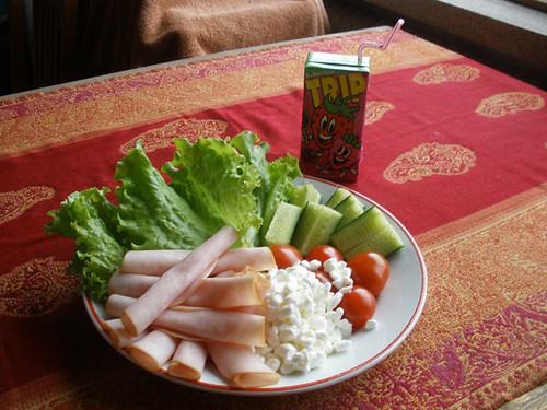 Mmmm, salad..