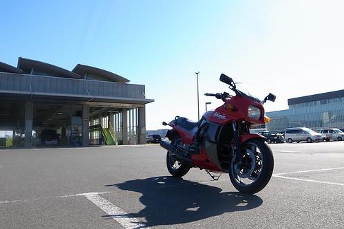 GPZ900R 車検 by Motorcycle Workshop J.BOY