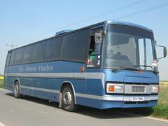 Ellie Rose Travel D247 MWU (1) (DoncasterDarts) Tags: tiger paramount leyland plaxton ellierosetravel d247mwu