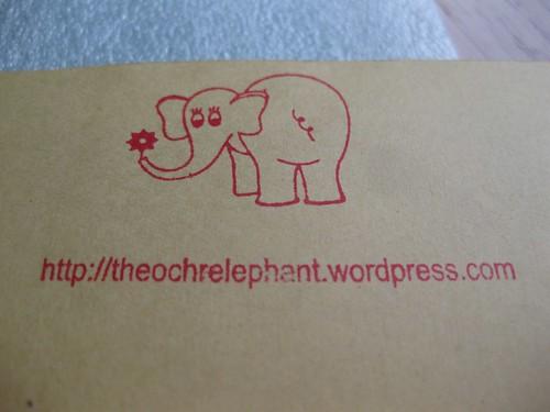 Ochr Elephant