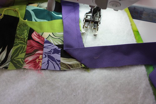 Sewing Binding 2