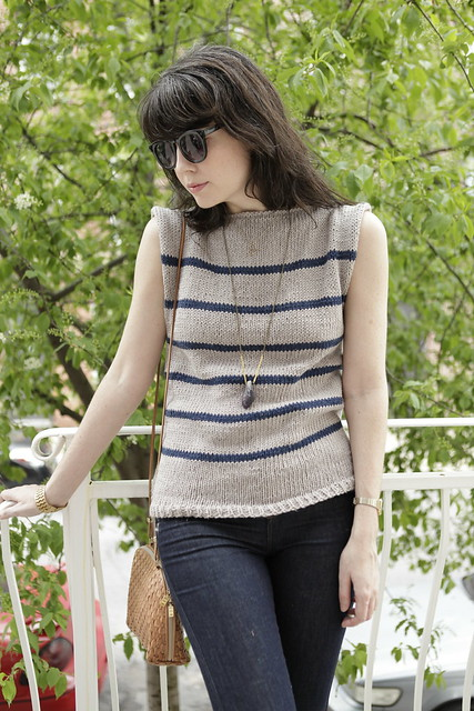 no seaming knit sweater