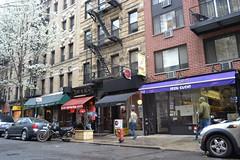 East 10th Street Japanese restaurants