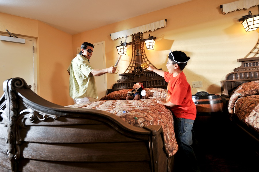 Specialty Rooms Will Give Guests The Royal Treatment
