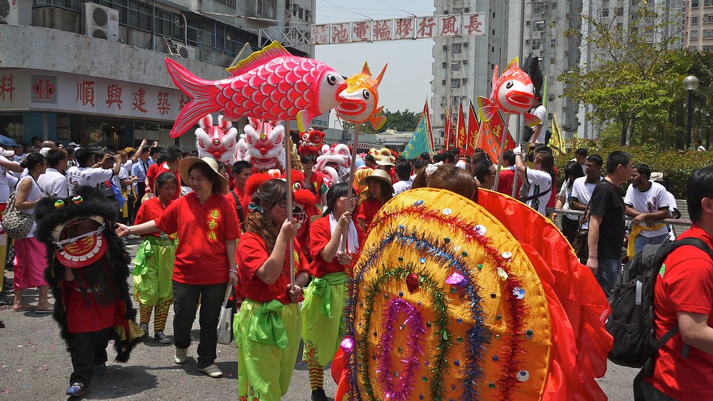 Yuen Long Parade