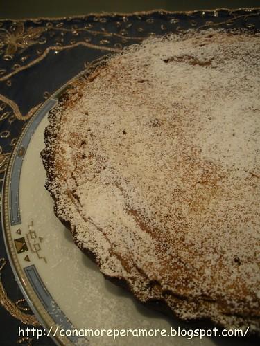 torta con noci