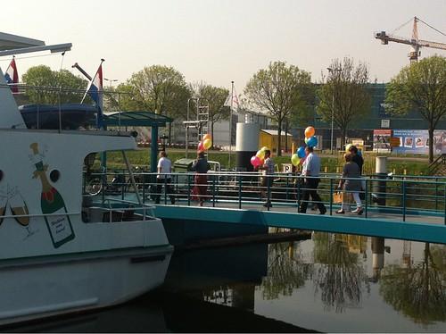 Heliumballonnen Partyschip Fortuna Spijkenisse