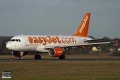 G-EZIK - 2481 - Easyjet - Airbus A319-111 - Luton - 110207 - Steven Gray - IMG_9342