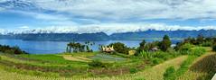 Danau Maninjau view from kelok 34 (marcelle.johannes) Tags: panorama lake indonesia bukittinggi padang danau maninjau sumbar