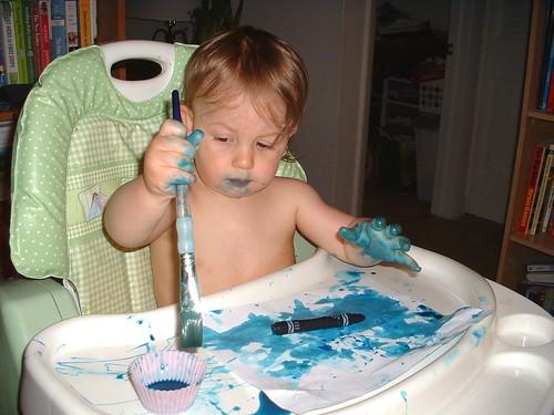 blue paint 04-27-11 3