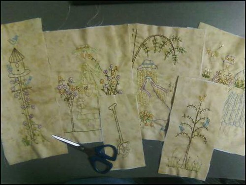 A Gardener's Journal by stitchin.thyme