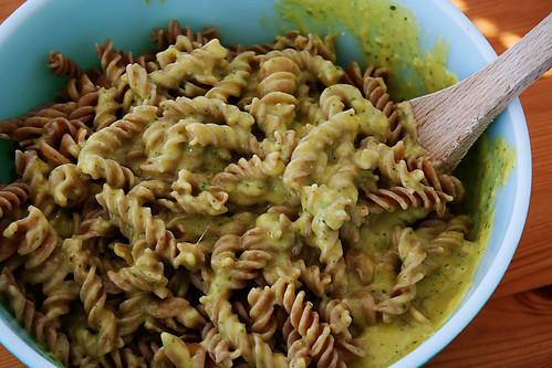 Wisconsin Pesto Macaroni and Cheese3