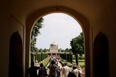 Tippu framed (Jahangir Shaik) Tags: mysore hpc cch hws srirangapattana tippusultan canon1000d jahangirshaik