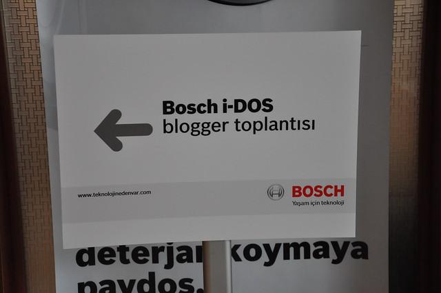 Boch İ-DOS Blogger Toplantısı