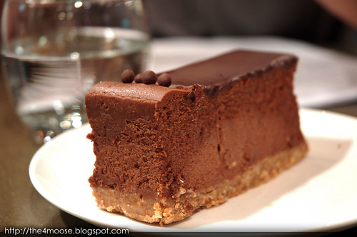 Jones the Grocer - Chocolate Cheesecake