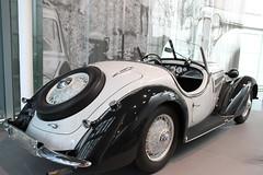 Wanderer W 25 K - Roadster (pilot_micha) Tags: auto car museum germany bayern deutschland bavaria oberbayern oldtimer deu ingolstadt audiforum museummobile baujahr1938 wandererw25k 11042011