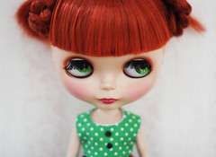 Lolly (prettyinthekitchen) Tags: river mod kinder molly otto neo custom redhair takara gentle rbl
