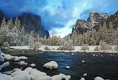 El Capitan & The Merced River (jdmuth) Tags: yosemite elcapitan yosemitevalley mercedriver
