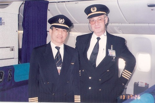 With Capt Robin Renton