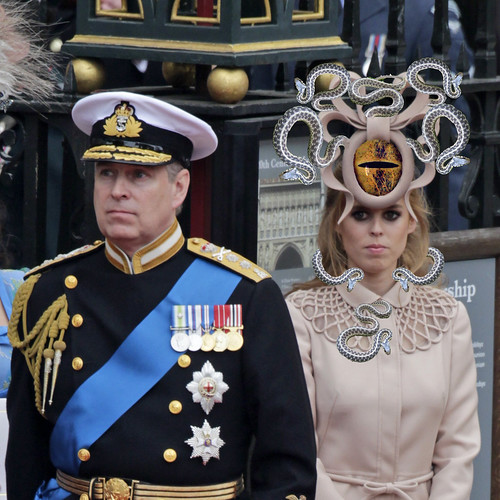 Princess Beatrice's hat