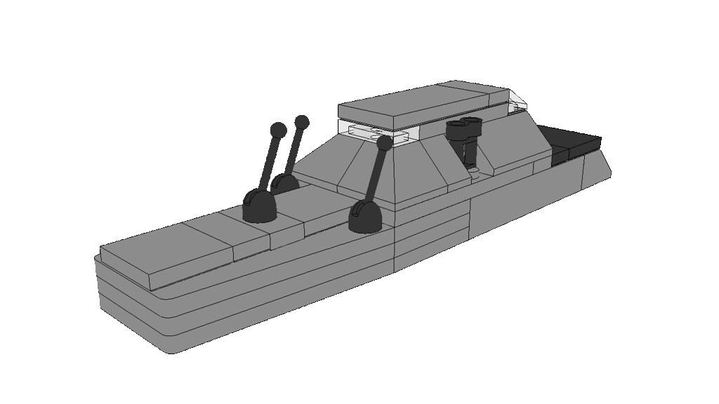 Saturn-class Cruiser