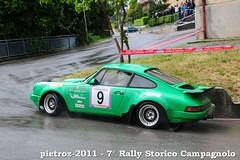 DSC_3775 - Porsche 911 RS - 4/GTS - >2500 - Salvini Alberto-Salerno Patrizio Maria - Rally Club Sandro Munari (2 Assoluti) (pietroz) Tags: sport photo nikon foto photos rally 7 historic fotos vicenza isola storico campagnolo 7 vicentina pietroz d300s pietrozoccola regolarita gambugnano