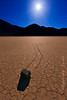 In the Still of the Night, the Racetrack, Death Valley National Park (Jared Ropelato) Tags: travel wild jared sky art nature rock night racetrack stars landscape nationalpark natural outdoor playa deathvalley wilderness 2011 ropelato jaredropelato