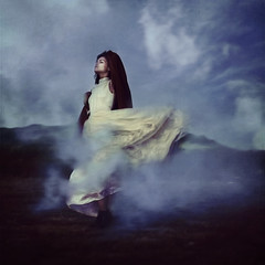 loose chains and barricades (brookeshaden) Tags: motion fog clouds chains movement wind breathe breeze surrounded inhale brookeshaden texturebylesbrumes