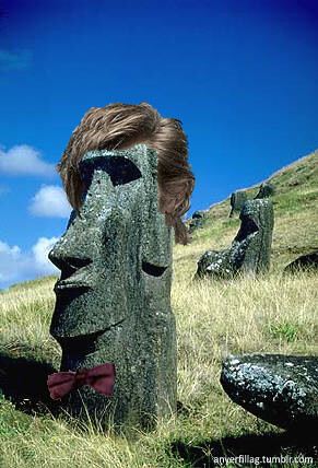 Easter Island Doctor Who