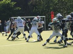 Line im American Football