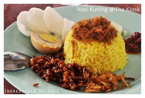 Nasi Kuning@The Kiosk