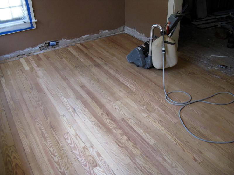 Industrial Floor Sander