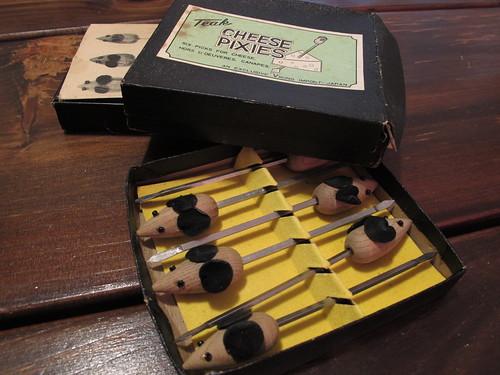 Cheese Pixies