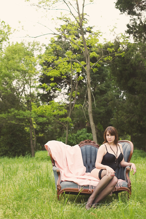 frederick md outdoor boudoir