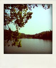West Lake (Chaoying0212) Tags: travel polaroid afternoon westlake   polaroidproject  sanyi