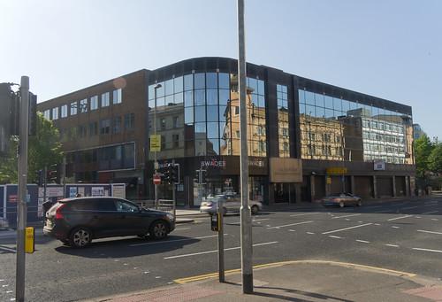 Belfast - Lagan House, Victoria Street