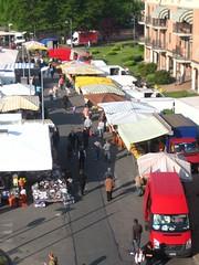 La Via del Mercato (Raen.it) Tags: mercato orbassano piazzadellapace