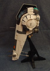 Odd Manka Cat (Sydag) Tags: one star fighter lego wars hybrid slave uglies moc