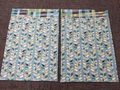 Matching pillow cases