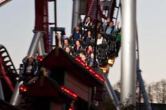 Hitchin' A Ride (espinozr) Tags: holiday primavera copenhagen denmark tivoli spring cool weekend 17 rollercoaster antonio scandinavia muck vacaciones dinamarca lived gladys 24105 2011 escandinavia uncool7